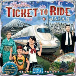 Ticket to Ride Map Volume 7...