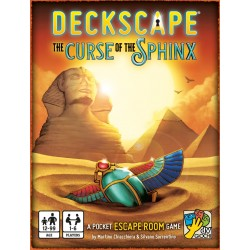 Deckscape: The Curse of the...
