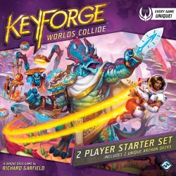 KeyForge: Worlds Collide -...