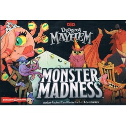 Dungeon Mayhem: Monster...