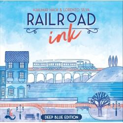 Railroad Ink: Deep Blue...
