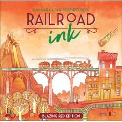 Railroad Ink: Blazing Red...