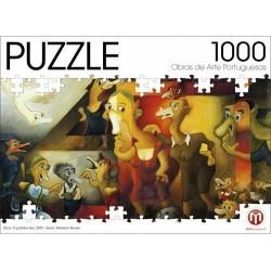 Puzzle Mebo - O Patinho...