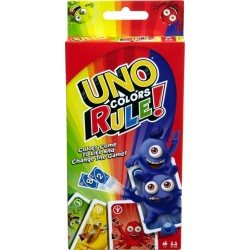UNO Colors Rule