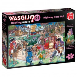 Puzzle Wasgij Destiny 21 -...