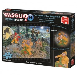 Puzzle Wasgij Mystery 14 -...