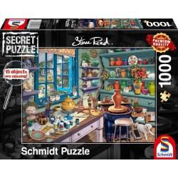 Secret Puzzle - Artist...