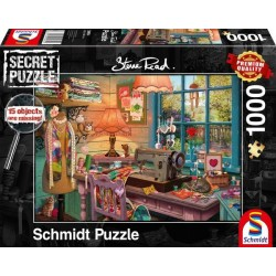 Secret Puzzle - In the...
