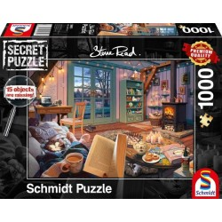 Secret Puzzle - At the...