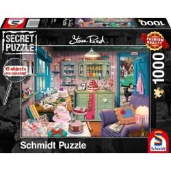 Secret Puzzle -...