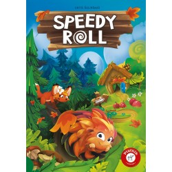 Speedy Roll (Hedgehog Roll)...