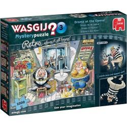 Puzzle Wasgij Retro Mystery...