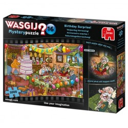 Puzzle Wasgij Mystery 16 -...