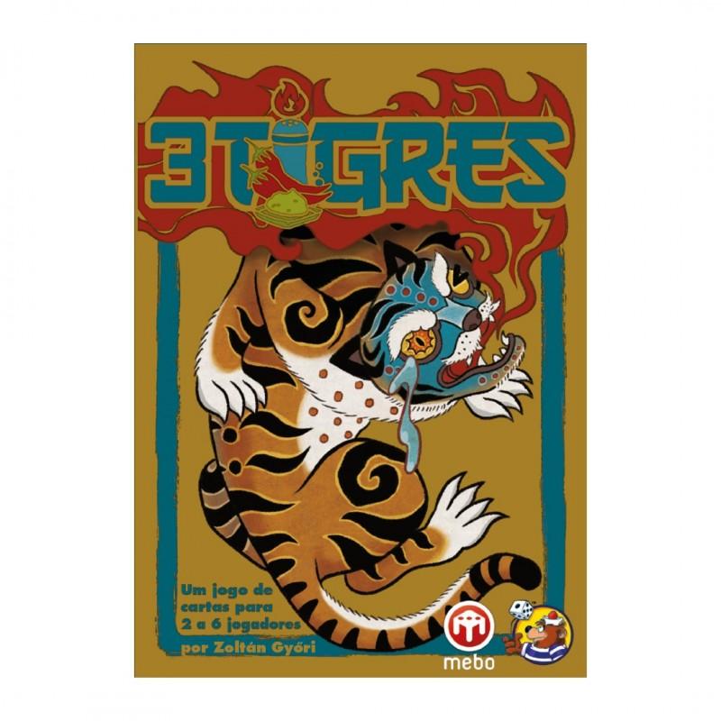3 Tigres Spicy