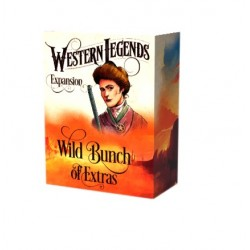 Western Legends: Wild Bunch...
