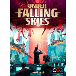 [PRE-ORDER] Under Falling...