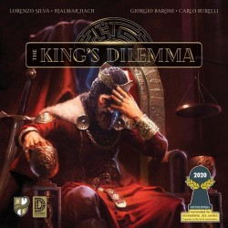 [PRE-ORDER] The King's Dilemma