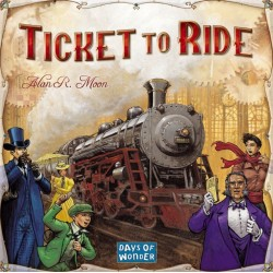 Ticket to Ride: USA (EN)