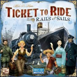 Ticket to Ride: Rails &...