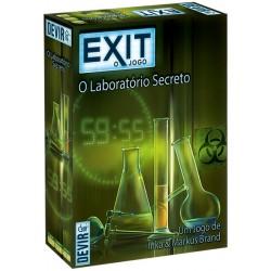 Exit: O Laboratório Secreto