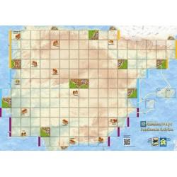 Carcassonne Maps: Península...
