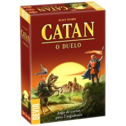 Catan: O Duelo (Rivals for...