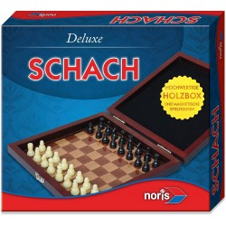 Deluxe Magnetic Chess in...