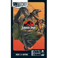 Unmatched: Jurassic Park -...