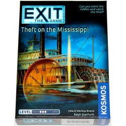 Exit: The Game - Theft on...
