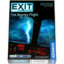 Exit: The Game - The Stormy...