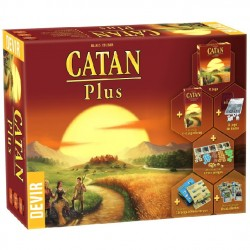 Catan: Plus (Portugal map...