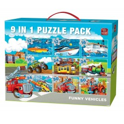 Puzzle King - 9in1 Puzzle...
