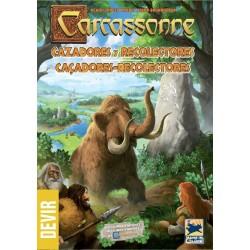 Carcassonne: Caçadores e...