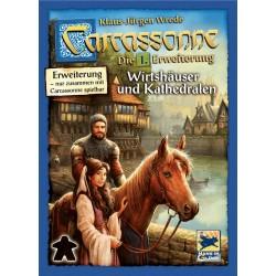 Carcassonne: Exp.1...