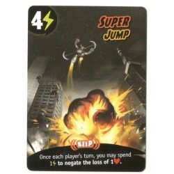 King of Tokyo: Super Jump...