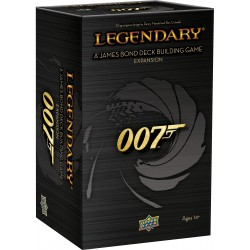 Legendary: A James Bond...