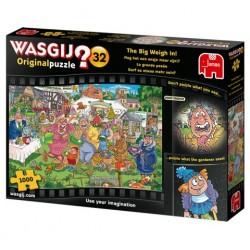 Puzzle Wasgij Original 32 -...