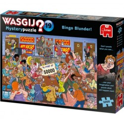 Puzzle Wasgij Mystery 19 -...