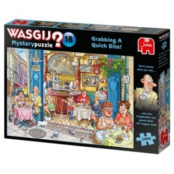 Puzzle Wasgij Mystery 18 -...