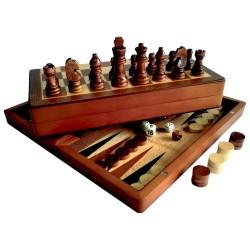 Chess, Checkers, Backgammon...