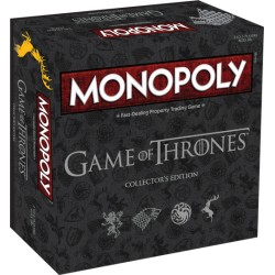Monopoly: Game of Thrones...