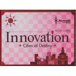 Innovation: Cities of Destiny