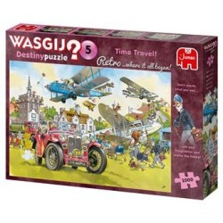Puzzle Wasgij Retro Destiny...