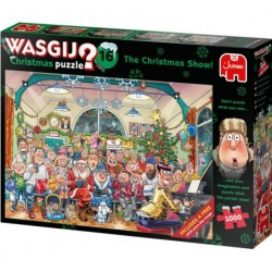 Puzzle Wasgij Christmas 16...
