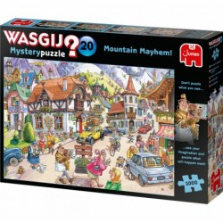 Puzzle Wasgij Mystery 20 -...