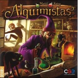 Alquimistas (Alchemists)
