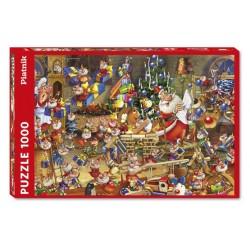 Puzzle Piatnik - Christmas...