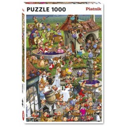 Puzzle Piatnik - Story of...