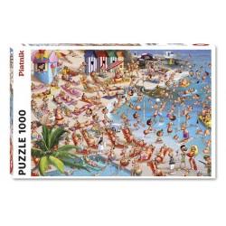 Puzzle Piatnik - Beach 1000p