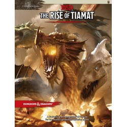 D&D 5th The Rise of Tiamat